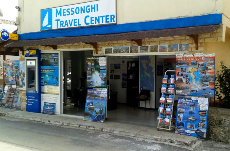 Messonghi Travel Center