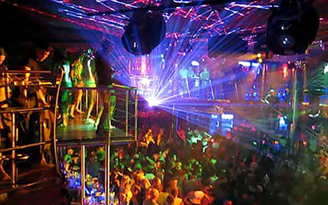 Kavos Nightlife Messonghi Travel Center